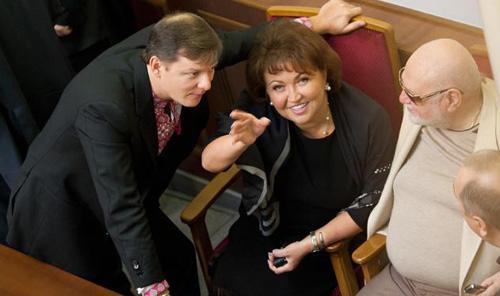 Ляшко та регіоналка Бахтеева давні партнери