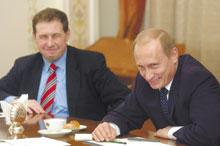 IllarionovPutin1