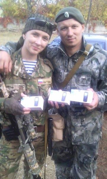 Алексей Майоров воевал в группировке Черданцевой. Сохранилось фото, на котором они запечатлены вместе.