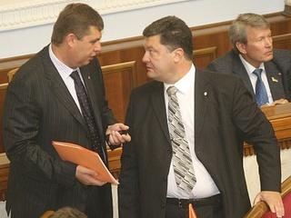 Poroshenko-Tretyakov1