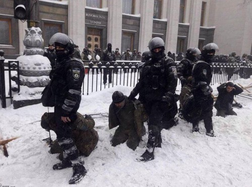 3 березня 2018 року. Парламент України. Минуло 4 роки після Революції Гідності.